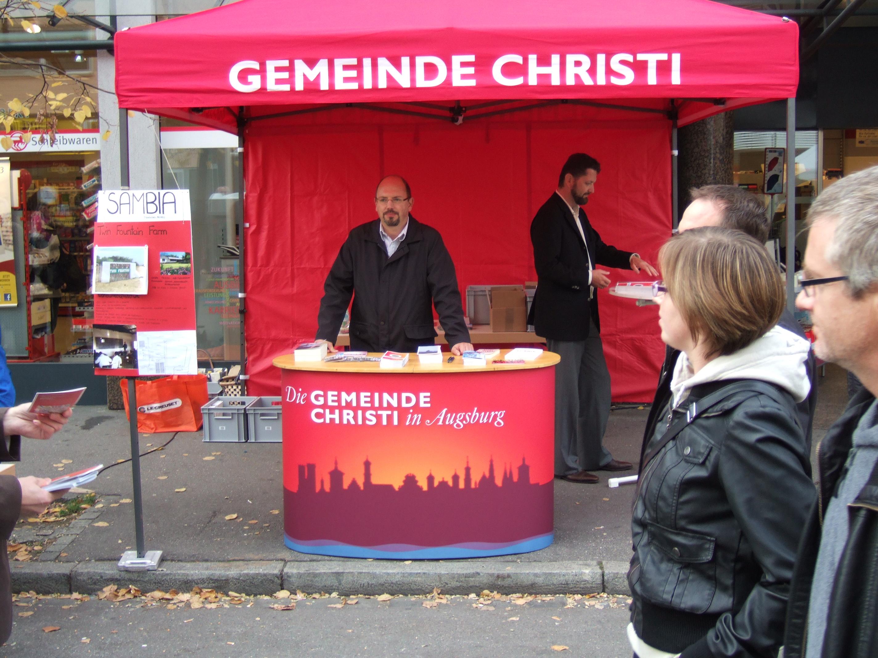 Marktsonntag Augsburg 2017 : gemeinde christi augsburg marktsonntag 2012 ~ Watch28wear.com Haus und Dekorationen